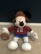 Disney Store Football Mickey in Naperville, Illinois
