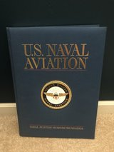 US Naval Aviation collectible book in Bolingbrook, Illinois