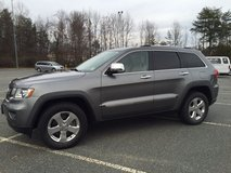2013 Grey Jeep Grand Cherokee Limited 4x4 in Quantico, Virginia