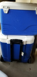Igloo Ice Cube Wheeled Cooler #2282-57 in Camp Lejeune, North Carolina