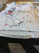 Girl's size 10 tee in Chicago, Illinois