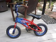 "Spider Man bike ll (12"") in Spring, Texas"