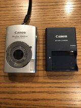 Canon Power Shot SD 870 IS Digital Elph Camera with Battery Charger in Lockport, Illinois