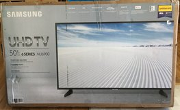 "New Samsung 50"" 4K (2160P) Ultra-HD Smart LED TV in Bolingbrook, Illinois"