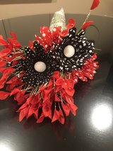 Faux flowers in Lockport, Illinois