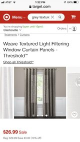 Threshold Curtains in Fort Campbell, Kentucky