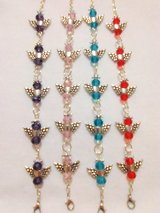 Angel Bracelets $5 each in Lackland AFB, Texas