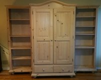 Wooden Armoire in Lockport, Illinois