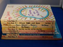10 Dr. Suess Books - 50s, 60s, 70s, 80s in Lockport, Illinois