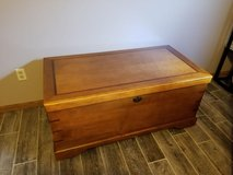 Cedar Chest in Fort Riley, Kansas