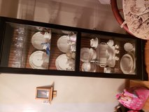 China cabinet in Brookfield, Wisconsin