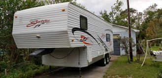 Very Nice 5th Wheel Toy Hauler Located in Port O'Connor, Texas in Wilmington, North Carolina