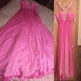 Pink prom/special event dress size 2 in Bolingbrook, Illinois