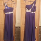 Prom /special event dress size 6 in Bolingbrook, Illinois