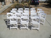 $$  Party Rental Chairs  $$ in 29 Palms, California