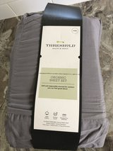 Threshold King Organic Cotton Sheet Set in Fort Campbell, Kentucky