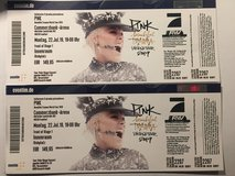PINK concert tickets in Ramstein, Germany