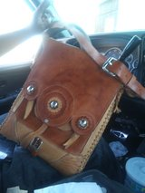 Leather Horse Bag in Yucca Valley, California