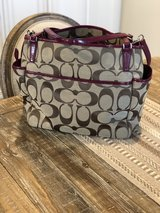 Coach Diaper Bag/Tote in Fort Campbell, Kentucky