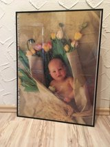 framed Anne Geddes puzzle in Ramstein, Germany