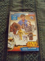 Star Wars: Droids on Tatooine- Desert Pack Paper Craft New in Box in Camp Lejeune, North Carolina