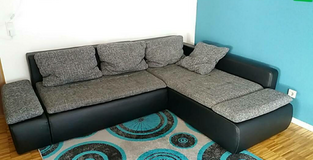 Couch with bed function + deliver in Ramstein, Germany