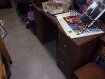 Four Drawer Desk or Vanity in Fort Riley, Kansas