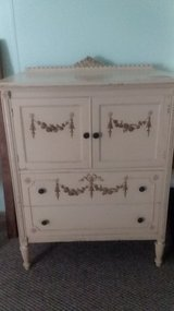Antique dresser/Armoire to be refinished in Baytown, Texas