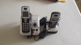 SOLD phone dual handset with recorder in Alamogordo, New Mexico