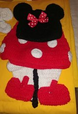 homemade crochet Minnie mouse outfit in Fort Polk, Louisiana