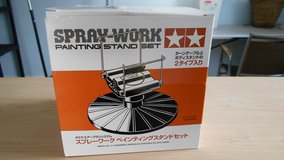 Tamiya Roating Spray Painting Stand Set in Alamogordo, New Mexico