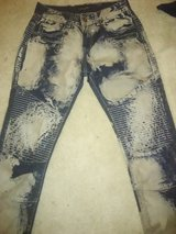Juniors Tie.Dyed Jeans Size 28/30 in Fort Bragg, North Carolina