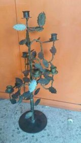 Beautiful Antique candlestand Art Nouveau in Wiesbaden, GE