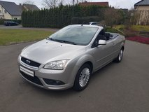 2008 Ford Focus Convertible * Low KM * NEW INSPECTION * Very nice car in Spangdahlem, Germany