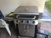 Stainless Steel BBQ Grill in Ramstein, Germany