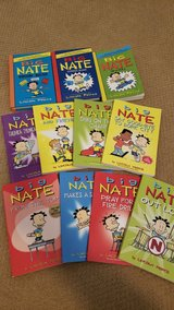 Big Nate Books in Houston, Texas
