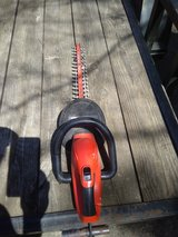 Electric hedge trimmer in Fort Campbell, Kentucky