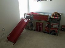 Kids firefighter twin bed in Cherry Point, North Carolina