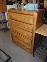Five Drawer Chest in Fort Riley, Kansas