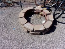 Fire Pit in Fort Riley, Kansas