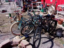 Bicycle in Fort Riley, Kansas