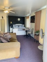 STUDIO FOR RENT FOR PROFESSIONAL ADULT MALE-FULLY FURNISHED in Camp Pendleton, California