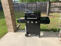 Brand new three burner charbroil barbecue / bbq grill in Spring, Texas