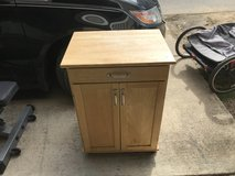 Butcher Block Cabinet in Bolling AFB, DC