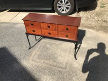 Wooden Entry Way Table with Drawers in Quantico, Virginia