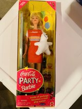 1998 Coca Cola Barbie Doll in Chicago, Illinois