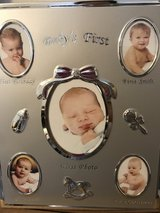 Baby Milestone Picture Frame in Fort Belvoir, Virginia