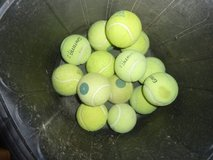 SALEM, Mo. TENNIS BALLS; USED; NOT FLAT; STILL FURRY; BAKERS DOZEN {13} in Fort Leonard Wood, Missouri