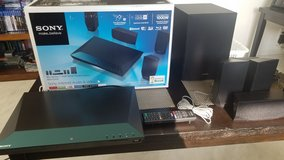 Sony Home Theater System in Okinawa, Japan