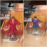 Brand New Elite action figures.Danielle Bryan and AKIRA. in Beaufort, South Carolina